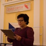 Jana Prošvicová - vyučující na Mendelově gymnáziu v Opavě, moderátorka OSS Luscinia a Opavy cantat