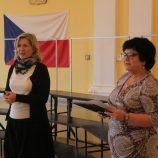 Pavlína Čermáková - vedoucí útvaru Artama (vlevo) a Jana Prošvicová