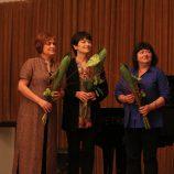 organizátorky OC (zleva): Eliška Slovíková, Simona Krajcarová, Ivana Krystová