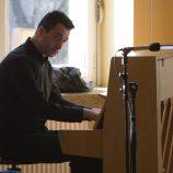 Aleš Bína, klavírista Artepu