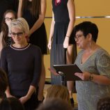 Harmonie Ladies sbormistryně: Olga Ubrová, Andrea Svobodová