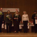 Odborná porota (zleva): Tomáš Žídek, Josef Baierl, Eliška Hrubá Toperzerová, Alla Sheiko a Josef Surovík