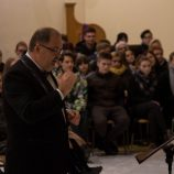 Gybon Hradec Králové, sbormistr: Jaromír Schejbal